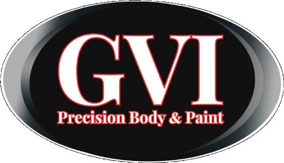 GVI Precision Body & Paint Logo